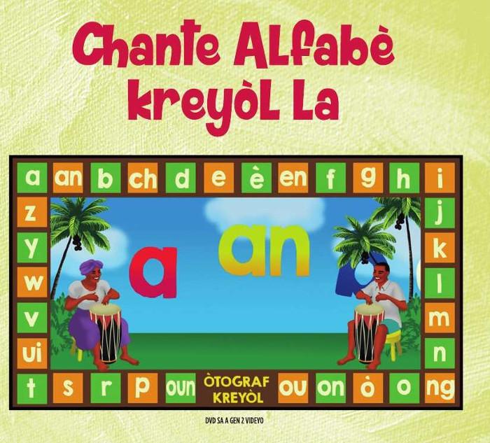 An n konprann Chante Alfabè Kreyòl La
