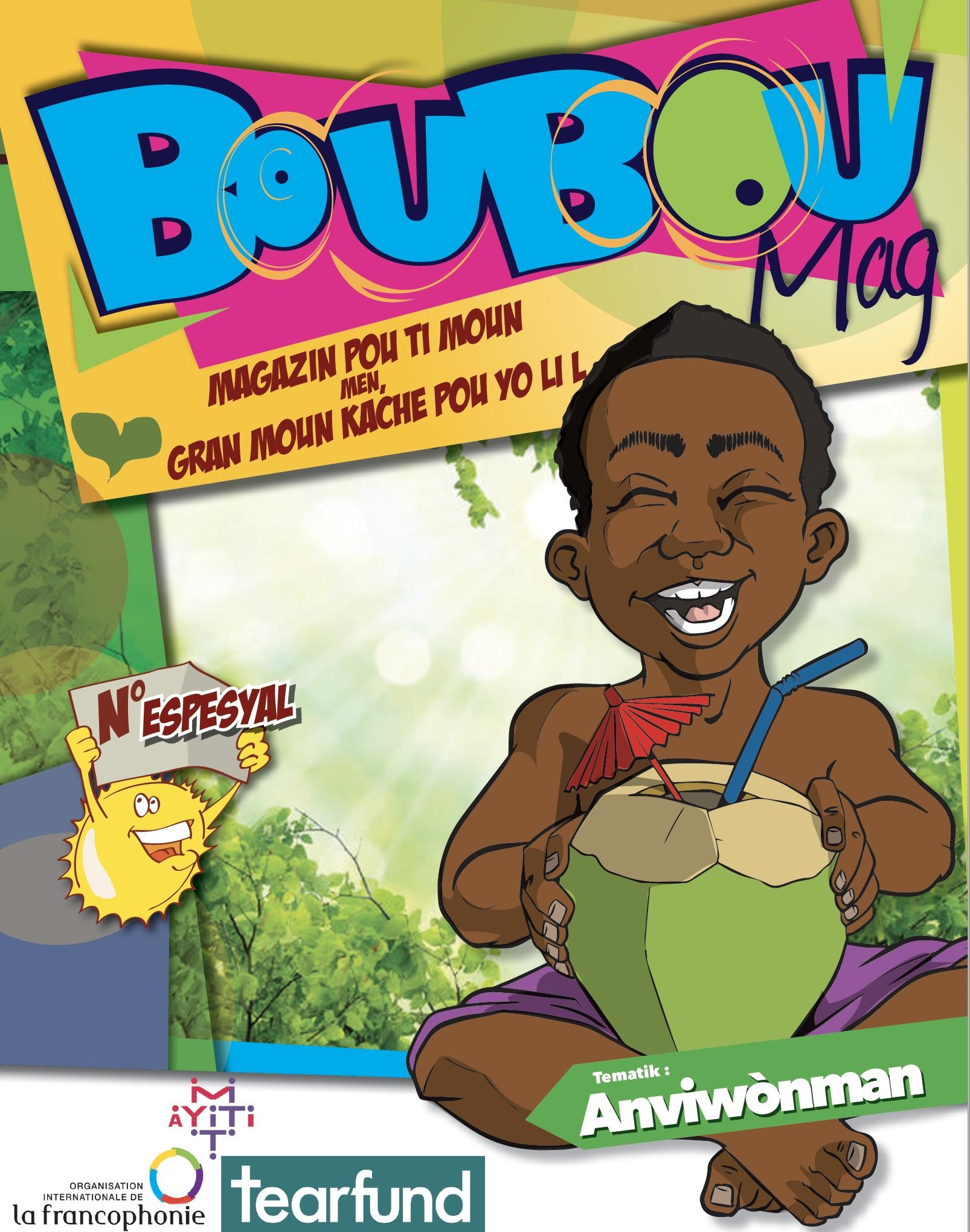 Boubou Mag : Anviwònman