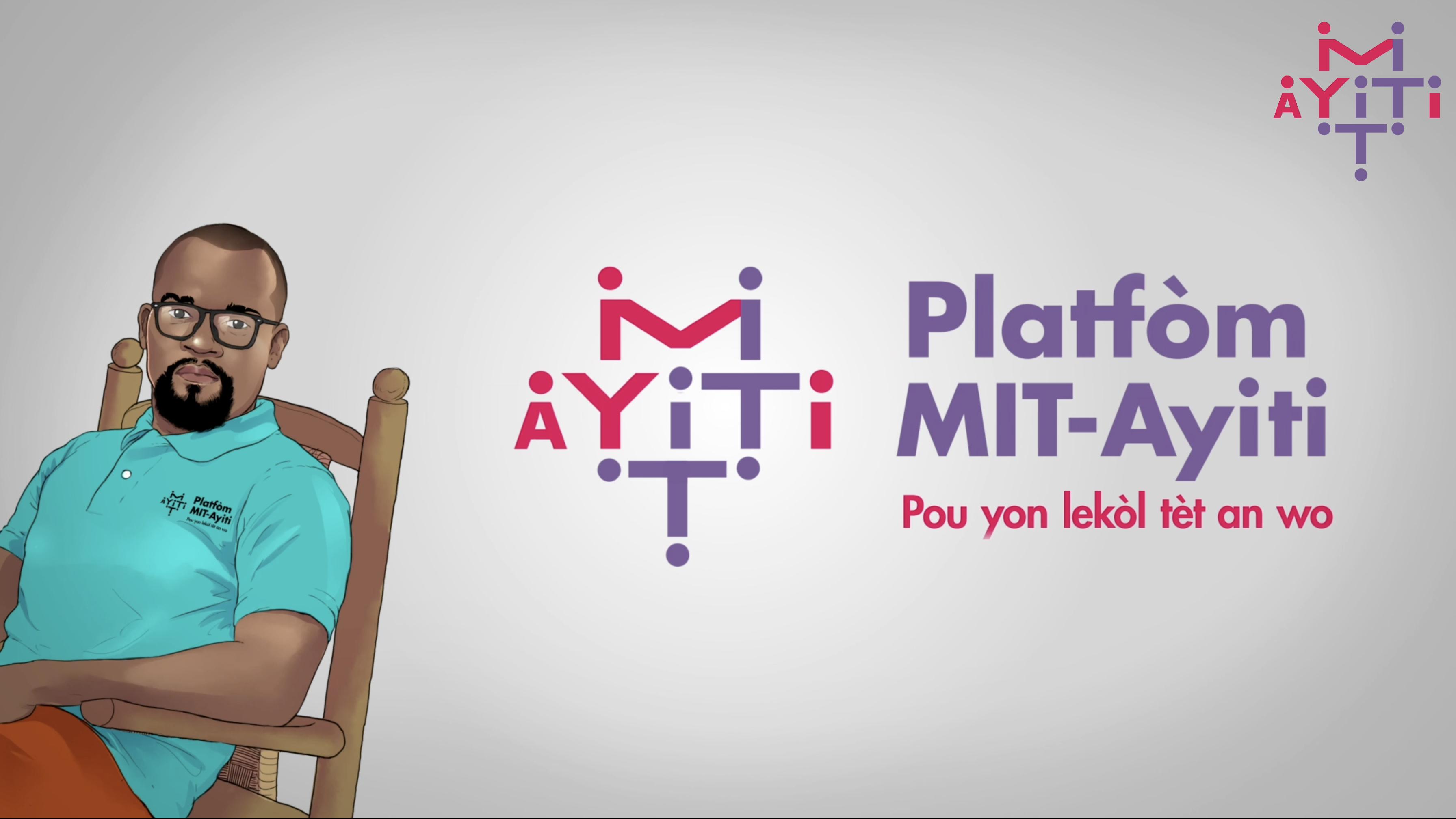 BIC Tizon Dife ak MIT-Ayiti : <br> « Pou yon lekòl tèt an wo »